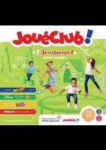 Promos et remises  : JouéClub Catalogue
