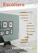Prospectus Castorama : Notre collection escaliers
