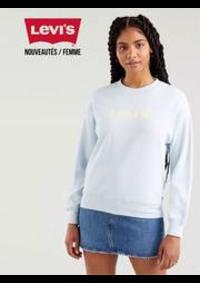 Prospectus Levi's CLERMONT-FERRAND : Nouveautés / Femme