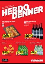 Promos et remises  : Hebdo Denner