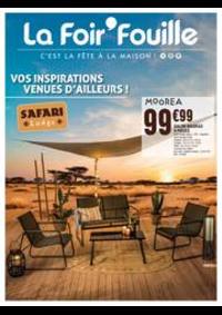 Prospectus La Foir'Fouille DOUBS : Catalogue La Foir'Fouille