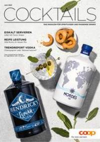 Prospectus Coop Supermarché Belp : Cocktails Prospekt