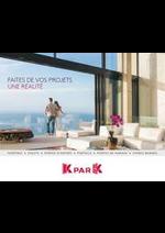 Prospectus K par K : Catalogue K par K