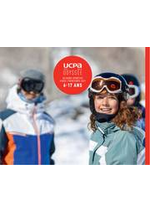 Prospectus UCPA : Séjours Sportifs Hiver/ Printemps 2021