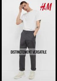 Prospectus H&M Arcueil : Distinctement versatile