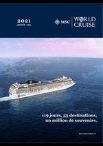 Prospectus Havas Voyages : CROISIÈRE MONDIALE