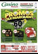 Prospectus Géant Casino : Les promos qui marquent