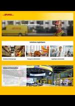 Services et infos pratiques DHL : Suivi de votre expédition