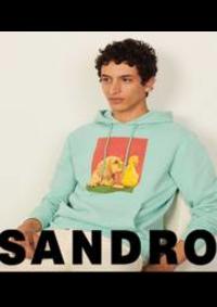 Prospectus Sandro ST GERMAIN EN LAYE : SUMMER CAPSULE