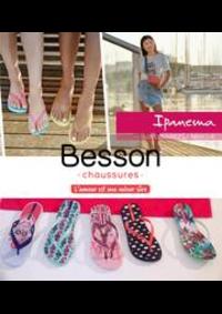 Prospectus Besson Garges les Gonesse : Decouvrez la marque Ipanema