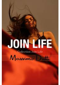 Prospectus Massimo Dutti PARIS 24 RUE ROYAL PL. DE LA MA : Collection Join Life