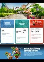 Prospectus Parc Astérix : Offres