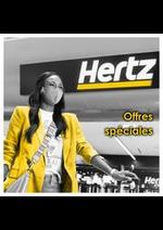 Prospectus Hertz : Offres Spéciales