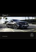 Prospectus Mercedes Benz : C Class Coupe