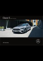 Prospectus Mercedes Benz : E Class