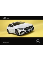 Prospectus Mercedes Benz : CLS