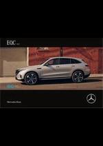 Prospectus Mercedes Benz : EQC
