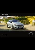 Prospectus Mercedes Benz : B Class