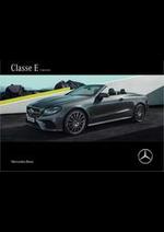 Catalogues et collections Mercedes Benz : E Class Cabriolet