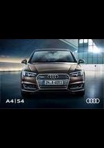 Promos et remises  : Audi A4 S4
