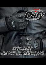 Prospectus Dafy moto : GANT CLASSIQUE