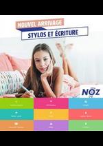 Prospectus NOZ : offres
