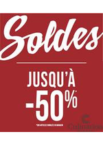 Prospectus Culinarion : Soldes