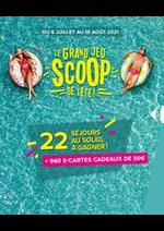 Prospectus Carrefour Banque : Le Grand Jeu 'Scoop' de l'été !