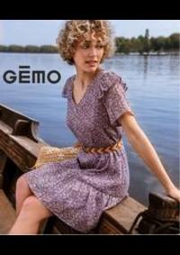 Prospectus Gemo WITTENHEIM : Nouvelle Collection pour femme