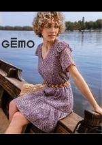 Prospectus Gemo : Nouvelle Collection pour femme