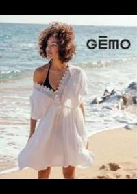 Prospectus Gemo AUDINCOURT : Maillots de bain pour femme