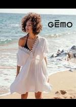 Prospectus Gemo : Maillots de bain pour femme