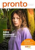 Prospectus Coop Pronto : Coop Pronto Kundenmagazin 04/2021
