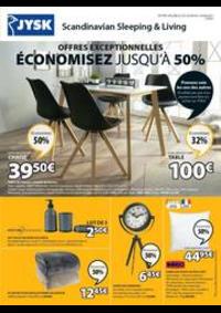 Prospectus Jysk SAINT DOULCHARD : Publicités et catalogues JYSK