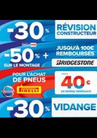 Prospectus Speedy PARIS : Offre Spéciale