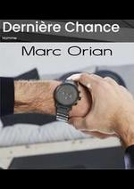 Prospectus Marc Orian : Dernière Chance Homme