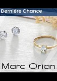 Prospectus Marc Orian Noisy-le-Grand : Dernière Chance Femme