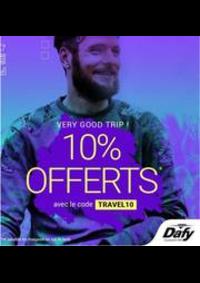 Prospectus DAFY MOTO RONCHIN : 10% OFFRES