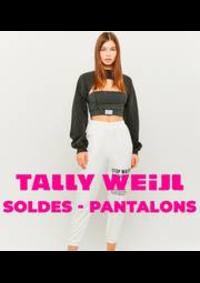 Prospectus TALLY WEiJL Paris 15 point retrait : Soldes - Pantalons