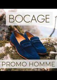 Prospectus Bocage PARIS 110 RUE DE RENNES : Promo homme