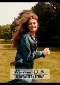 Prospectus Massimo Dutti PARIS : Nouveautés / Femme