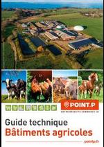 Prospectus Point P : Catalogue Agricole