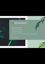 Prospectus Richardson : Richardson Brochure-Fiscalite
