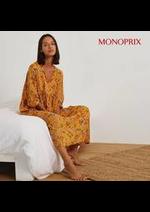 Prospectus Monoprix : Femme Nouveautes Lingerie