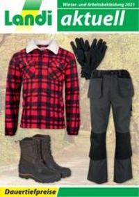 Prospectus Landi : Winter- und Arbeitsbekleidung 2021
