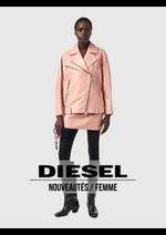Prospectus Diesel : Nouveautés / Femme