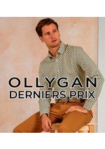 Prospectus Olly Gan : DERNIERS PRIX