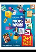 Prospectus Carrefour Drive : LE MOIS DE TOUTES VOS ENVIES