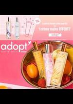 Prospectus Adopt' : 2 eaux de parfum 100ml achetées = 1 crème mains offerte