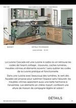 Promos et remises  : Cuisine complète et sur mesure Cascada 3